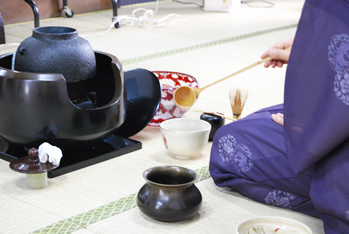 Experience Japanese culture!