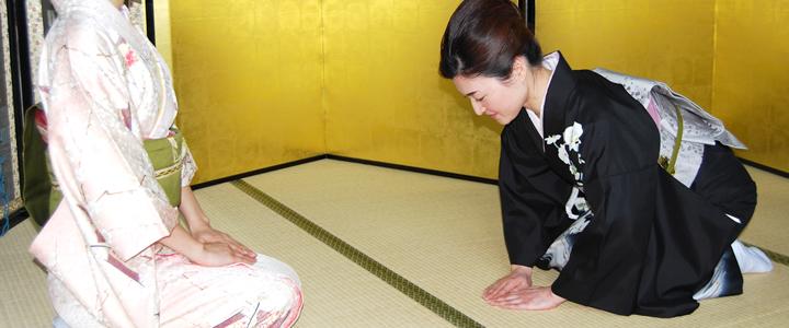 Omotenashi Kimono Experience