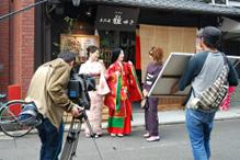 テレビ取材02
