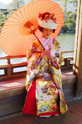花嫁コースの様子4